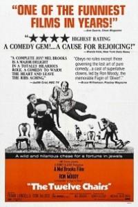 Caratula, cartel, poster o portada de El misterio de las 12 sillas