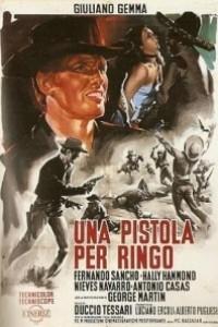 Caratula, cartel, poster o portada de Una pistola para Ringo