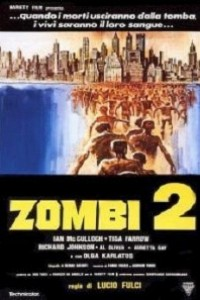 Caratula, cartel, poster o portada de Nueva York bajo el terror de los zombies