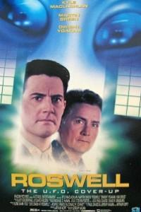 Caratula, cartel, poster o portada de El misterio de Roswell