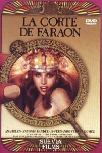 Caratula, cartel, poster o portada de La corte de Faraón