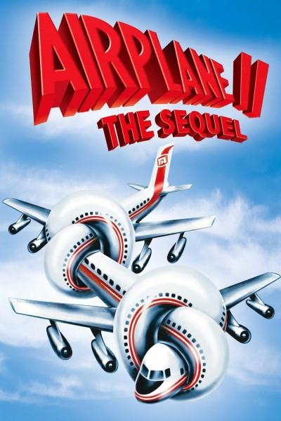 Caratula, cartel, poster o portada de Aterriza como puedas II
