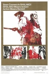 Caratula, cartel, poster o portada de Shalako