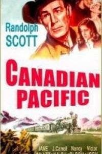 Caratula, cartel, poster o portada de Canadian Pacific