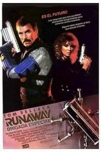 Caratula, cartel, poster o portada de Runaway, brigada especial