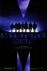 Caratula, cartel, poster o portada de Mystery Men (Hombres misteriosos)