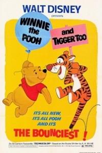 Caratula, cartel, poster o portada de Winnie Pu... ¡Y el tigre también!