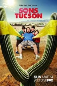 Caratula, cartel, poster o portada de Hijos de Tucson