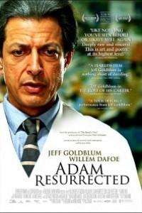 Caratula, cartel, poster o portada de Adam resucitado