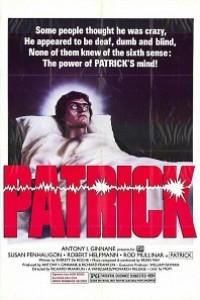 Caratula, cartel, poster o portada de Patrick