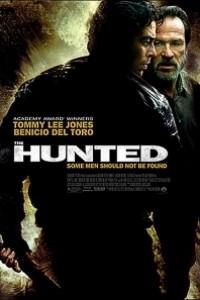 Caratula, cartel, poster o portada de The Hunted (La presa)
