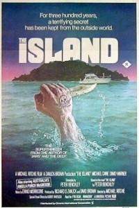 Caratula, cartel, poster o portada de La isla