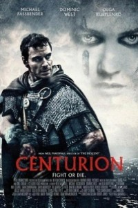 Caratula, cartel, poster o portada de Centurión