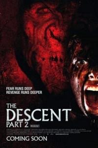 Caratula, cartel, poster o portada de The Descent: Part 2