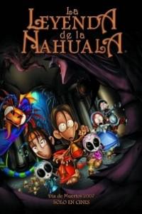 Caratula, cartel, poster o portada de La leyenda de la Nahuala