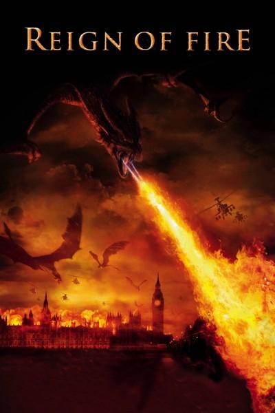 Caratula, cartel, poster o portada de El imperio del fuego
