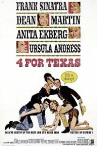 Caratula, cartel, poster o portada de Cuatro tíos de Texas