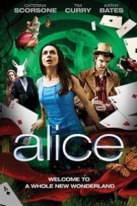 Caratula, cartel, poster o portada de Alicia