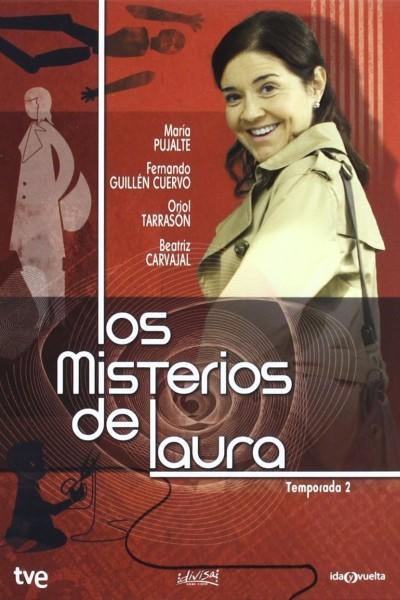 Caratula, cartel, poster o portada de Los misterios de Laura