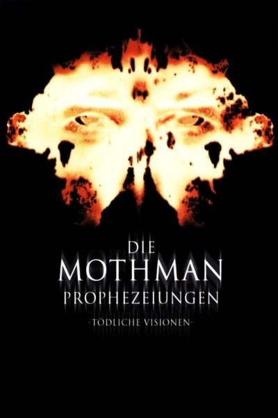 Caratula, cartel, poster o portada de Mothman: La última profecía