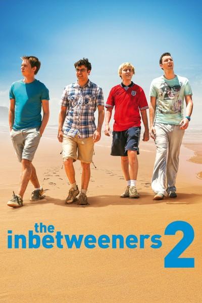 Caratula, cartel, poster o portada de The Inbetweeners 2