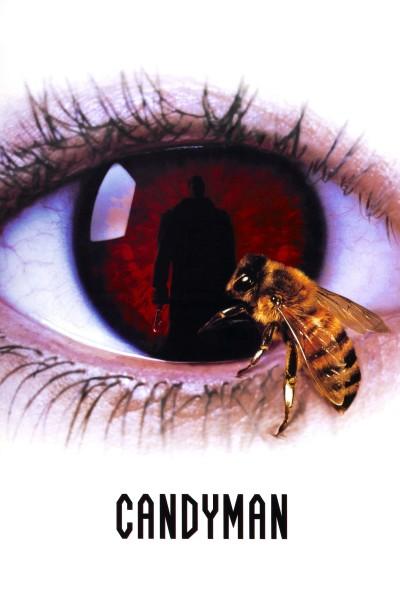 Caratula, cartel, poster o portada de Candyman, el dominio de la mente