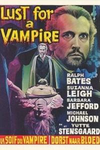 Caratula, cartel, poster o portada de Lujuria para un vampiro