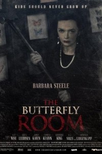 Caratula, cartel, poster o portada de La habitación de las mariposas