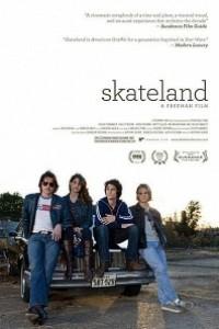 Caratula, cartel, poster o portada de Skateland