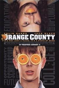 Caratula, cartel, poster o portada de Orange County (Colgado, pringado y sin carrera)