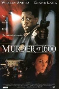Caratula, cartel, poster o portada de Murder at 1600 (Asesinato en la Casa Blanca)