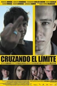 Caratula, cartel, poster o portada de Cruzando el límite