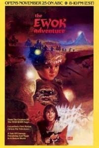 Caratula, cartel, poster o portada de La aventura de los Ewoks