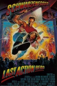 Caratula, cartel, poster o portada de El último gran héroe