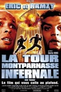 Caratula, cartel, poster o portada de La tour Montparnasse infernale
