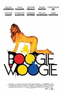 Caratula, cartel, poster o portada de Boogie Woogie