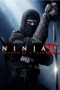 Caratula, cartel, poster o portada de Ninja 2: La sombra de la muerte