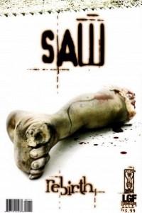 Caratula, cartel, poster o portada de Saw Rebirth