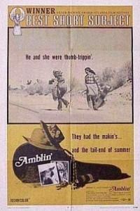 Caratula, cartel, poster o portada de Amblin\'