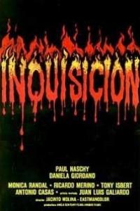 Caratula, cartel, poster o portada de Inquisición
