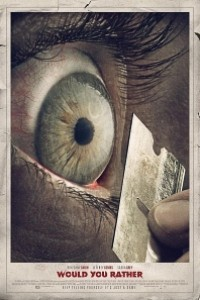 Caratula, cartel, poster o portada de Would You Rather