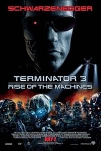Caratula, cartel, poster o portada de Terminator 3: La rebelión de las máquinas