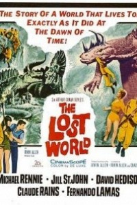 Caratula, cartel, poster o portada de El mundo perdido