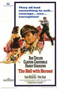 Caratula, cartel, poster o portada de Los héroes están muertos