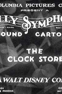 Caratula, cartel, poster o portada de The Clock Store
