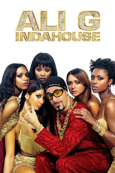 Caratula, cartel, poster o portada de Ali G anda suelto