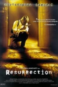Caratula, cartel, poster o portada de Resurrección