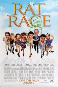 Caratula, cartel, poster o portada de Ratas a la carrera
