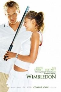 Caratula, cartel, poster o portada de Wimbledon: El amor está en juego