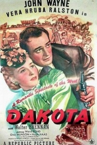 Caratula, cartel, poster o portada de Dakota